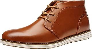 Men's Oxford Dress Shoes Business Casual Lace Up Shoes