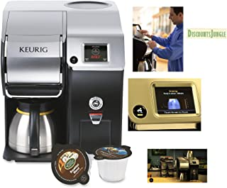Keurig Bolt Coffee Maker And Coffee Machine Stainless Steel Office Commercial Brewing System And Personal Brewing System Z6000