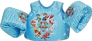 LeaveL Kids' Swim Floats Life Jacket Floaties for Toddlers Toddler Swim Vest 30-50 lbs