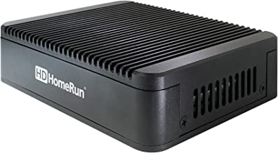 SiliconDust HDTC-2US-M HDHomeRun EXTEND.FREE Broadcast HDTV (2-Tuner), Black