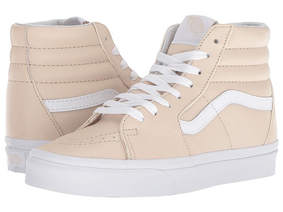 Vans SK8-Hitm ((Leather) Sand Dollar) Skate Shoes