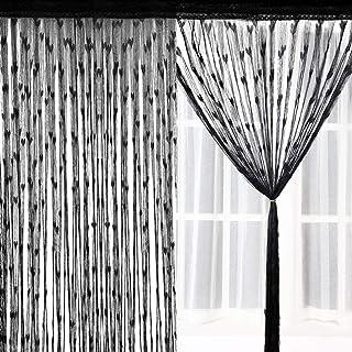 caffetteria Beige Tenda da Parete con Glitter 100 x 200 cm Decorazione vetrine per Matrimonio Tessuto GLITZFAS Ristorante