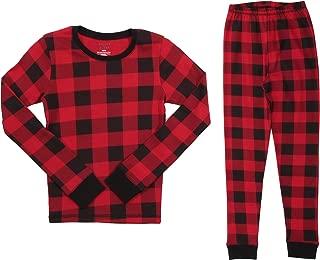 Best boys buffalo plaid pajamas Reviews