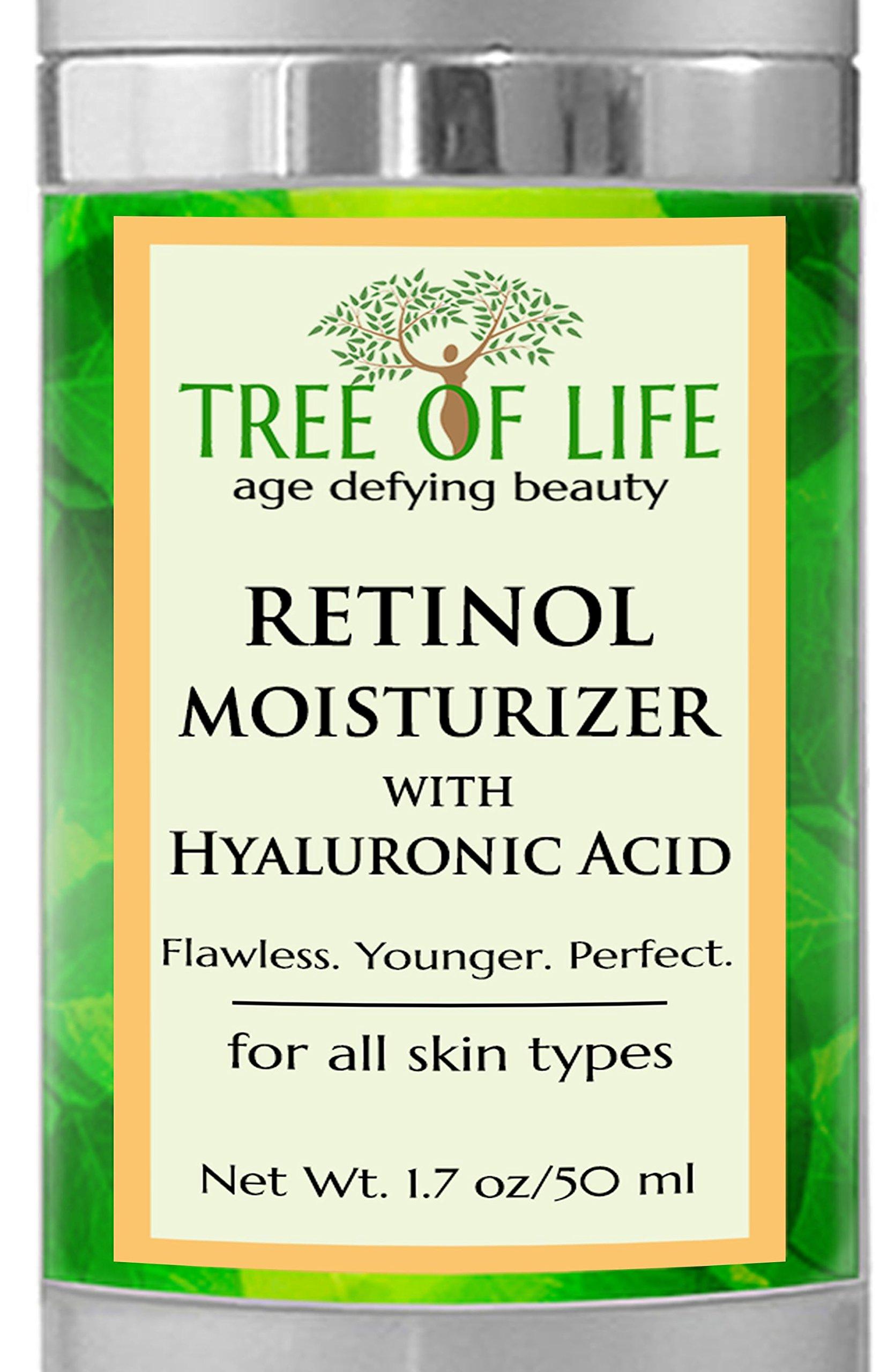 ToLB Retinol Cream Wrinkle Moisturizer