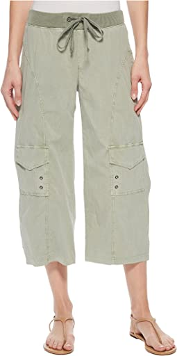 XCVI - Sunday Crop Pant