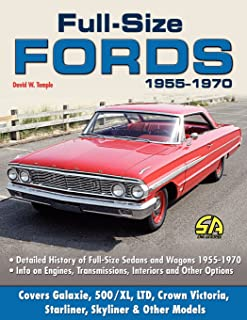 Full Size Fords 1955-1970