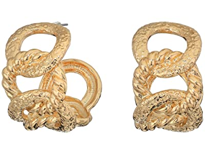 8 Other Reasons Shake Things Up Hoops (Gold) Earring