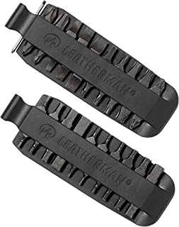 LEATHERMAN - Bit Kit, 21 Double-Ended Screwdriver Bits for Multitools