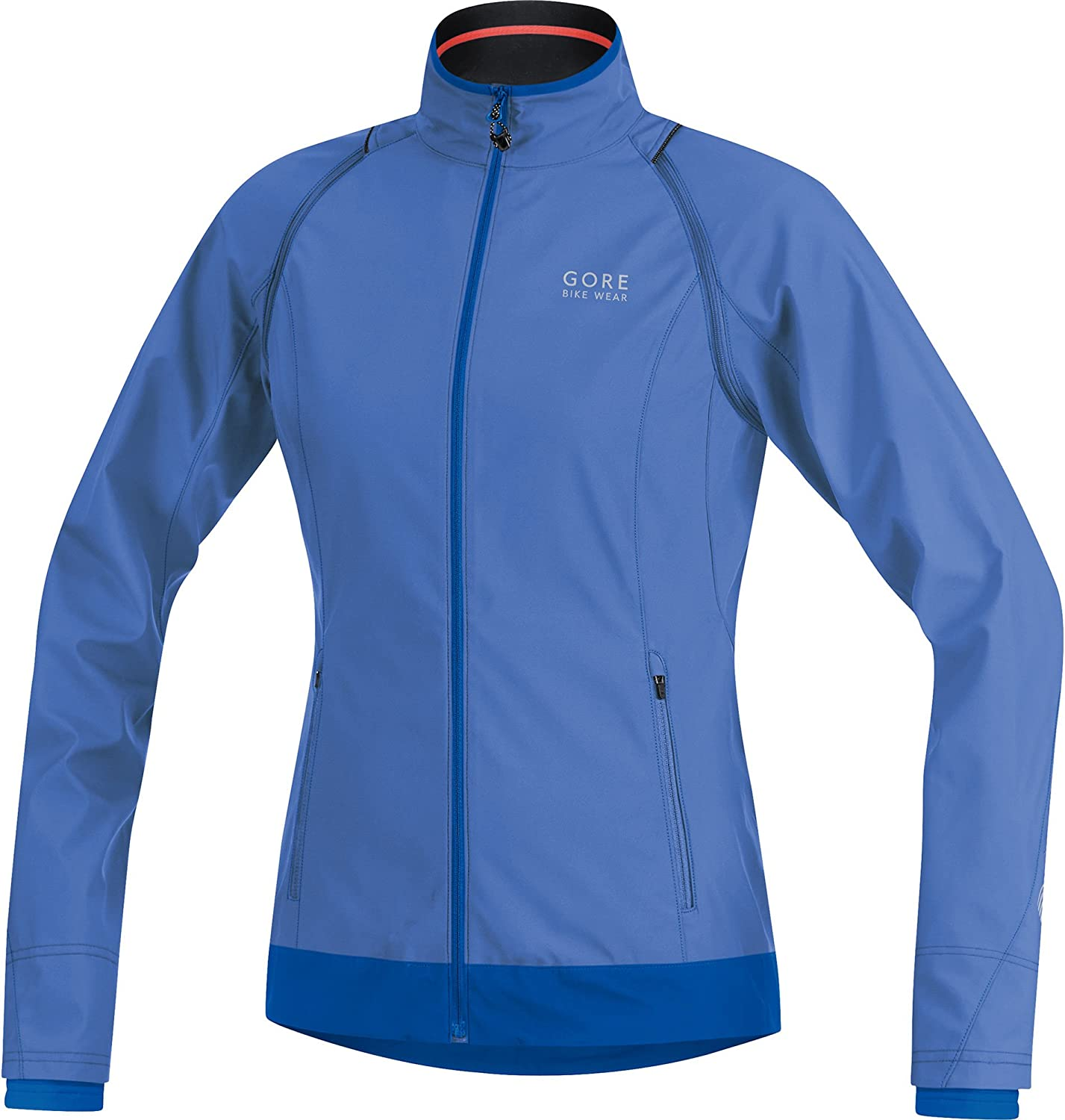 GORE BIKE WEAR Women's Element Wind Stopper Active Shell ZipOff Jacket