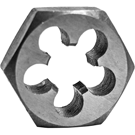 7//16-20 Century Drill and Tool 96208 Fine Hexagon Die