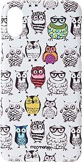 Macmerise IPCIXSPMI1466 Owl Art - Pro Case for iPhone XS - Multicolor (Pack of1)