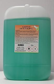 T.DRYER FRESH Eucalyptus Sauna de Vapor 25 litres
