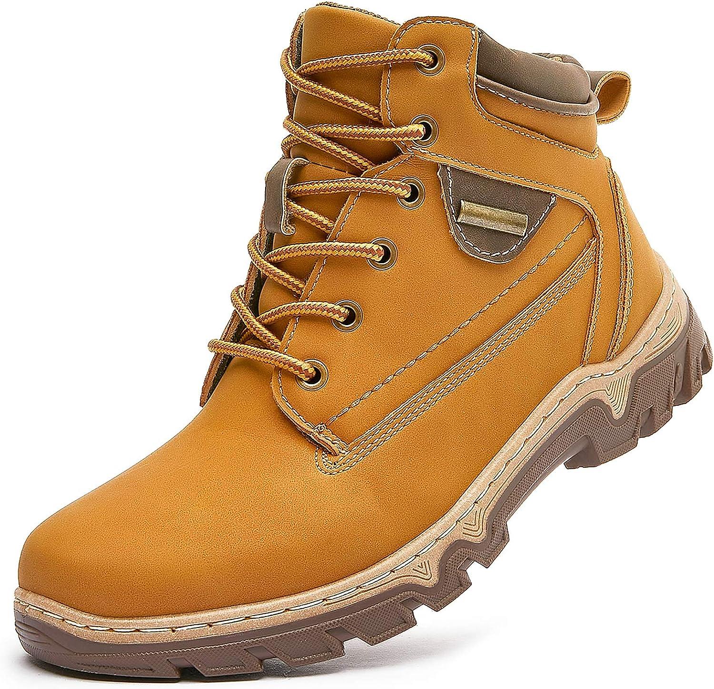 | Women Mid Hiking Boots Outdoor Waterproof Non Slip Backpacking Trekking Walking Trails… | Hiking Boots