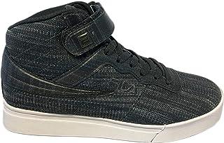 حذاء رياضي رجالي من Fila Vulc مقاس 13 ميجابكسل منسوج على شكل حرف H Crsk/Crsk/Wht (10)