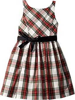 Fit and Flare Dress (Little Kids)