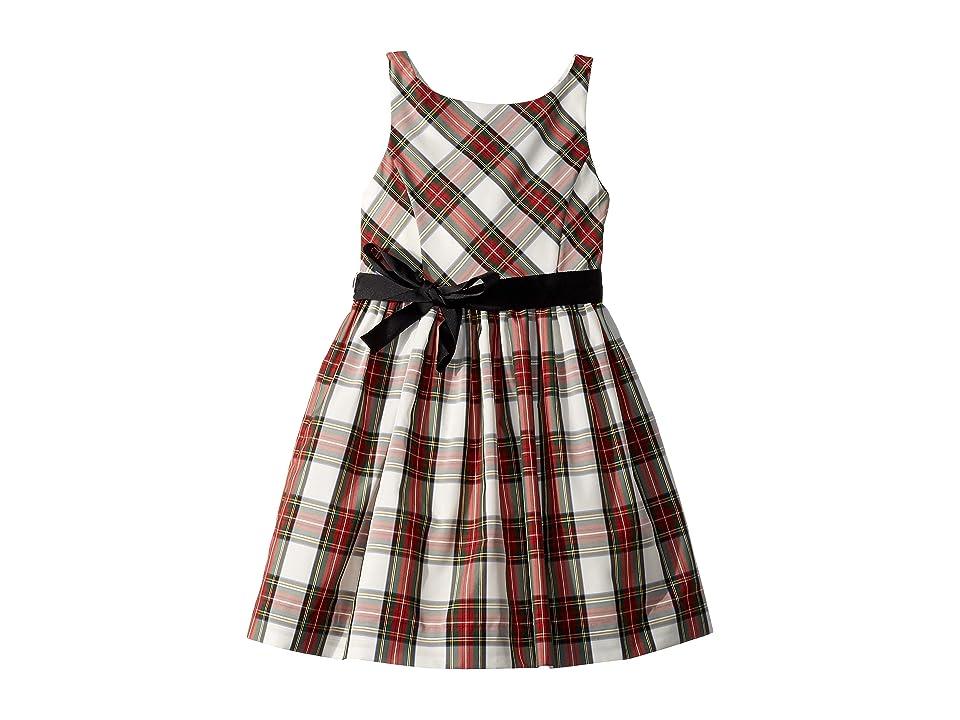 Polo Ralph Lauren Kids Fit and Flare Dress (Little Kids) (Regal Tartan) Girl