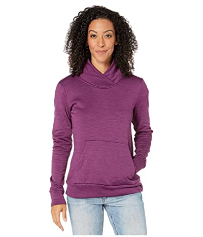 Columbia Place to Placetm Fleece Pullover (Black Cherry) Women