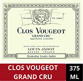 Louis Jadot Clos Vougeot Grand Cru Half Bottle, 375ml
