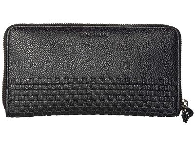 Cole Haan Bethany Continental Wallet (Black) Wallet Handbags