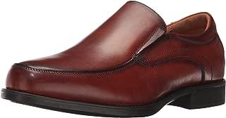 Florsheim Men's Medfield Moc Toe Slip-On Loafer Dress Shoe