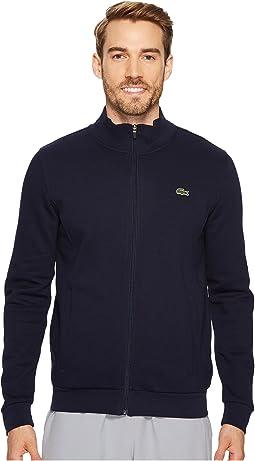 Sport Full Zip Fleece Sweatshirt