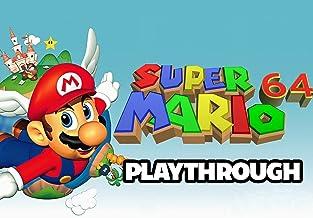 Clip: Super Mario 64 Playthrough