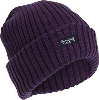 Floso Ladies/Womens Chunky Knit Thermal Winter/Ski Hat (3M 40g)