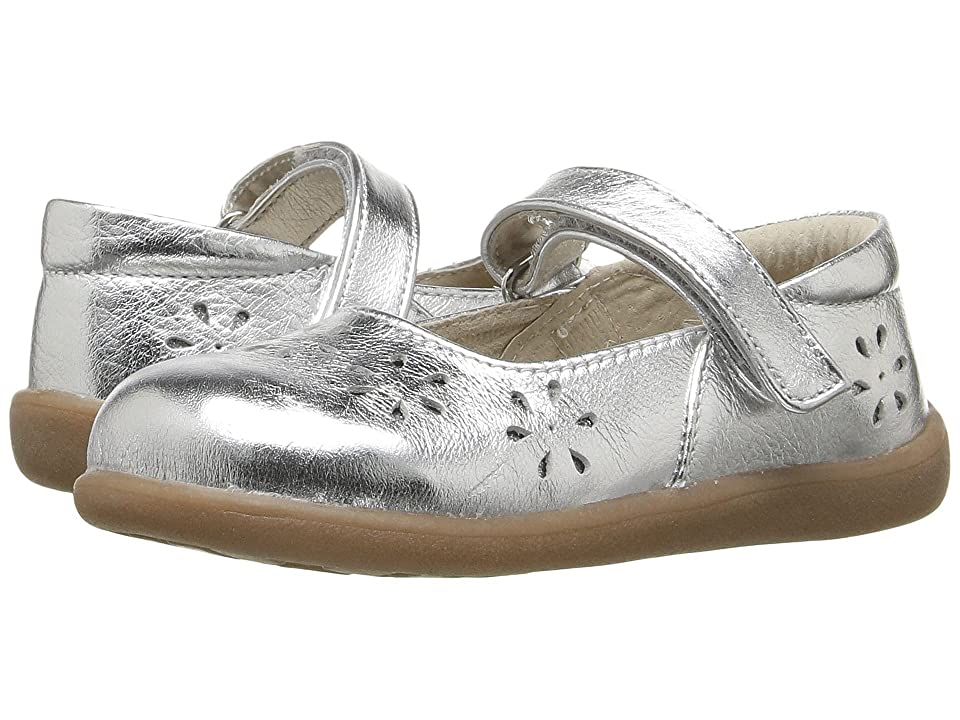 See Kai Run Kids Ginger II (Toddler) (Silver) Girl