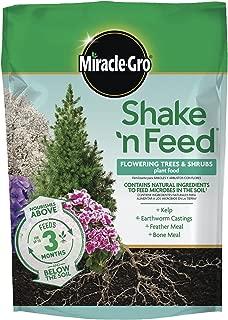 Best miracle gro shake n feed flowering trees & shrubs Reviews