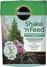 Miracle-Gro Shake 'N Feed Flowering Trees and Shrubs Plant Food, 8 lbs