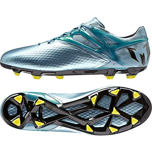 low cost acdc6 6d0f5 adidas Messi 15.1 FG AG Mens Football Boots Soccer Cleats