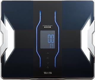 タニタ 体組成計 スマホ 日本製 ブラック RD-906 BK 医療分野の技術搭載/スマホでデータ管理 インナースキャンデュアル