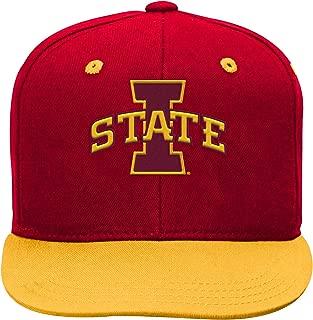 Gen 2 NCAA Boys NCAA Kids Two Tone Flatbrim Snapback Hat