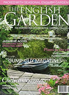 The English Garden May 2011 Magazine (With Bonus Magazine Enclosed) BRAND NEW UNOPENED IN THE ORIGILAL WRAPPER