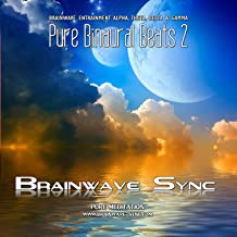 Pure Binaural Beats 2 - Alpha, Theta, Gamma and Delta Brainwave Entrainment - Music for Meditation
