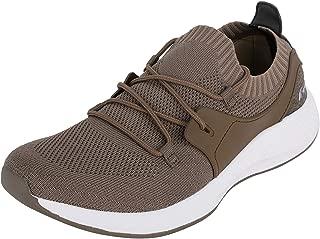 Fsports Latest Collection Khaki Colour Fletcher Series Lycra Casual Shoes for Men