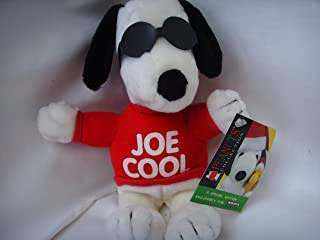 Peanuts Kohl's JOE COOL SNOOPY PLUSH Bean Bag Kohls