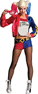 Rubie's Official Harley Quinn Suicide Squad para mujer,