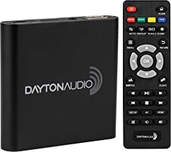 $39 Get Dayton Audio MP1080 HD 1080p Portable Media Player for USB Drives and SD/SDHC Cards