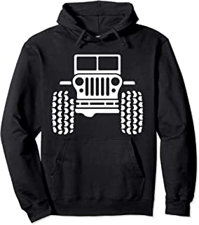 Big Tires - Off-Road 4x4 Life Pullover Hoodie