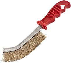 Browne Foodservice 4203 Plastic Handled Broiler/Grill Brush, 11-Inch