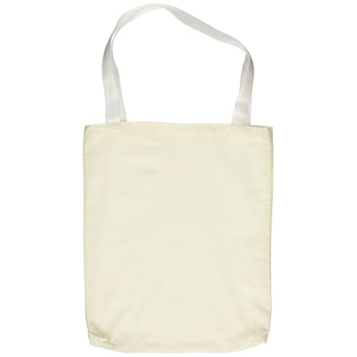 cd38cc874861 Rhode Island Novelty 12 Tote Bags Cotton Natural Color Shopping Bag