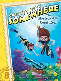 The Mystery at the Coral Reef, 8