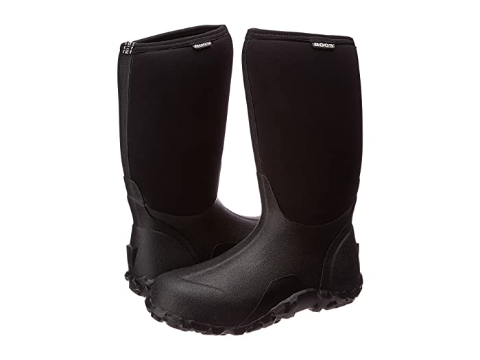 Bogs  Classic High (Black) Mens Waterproof Boots