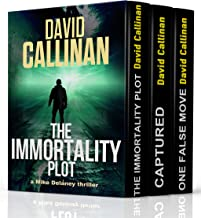 Mike Delaney triple thriller box set 1: (Mystical, romantic action thrillers)
