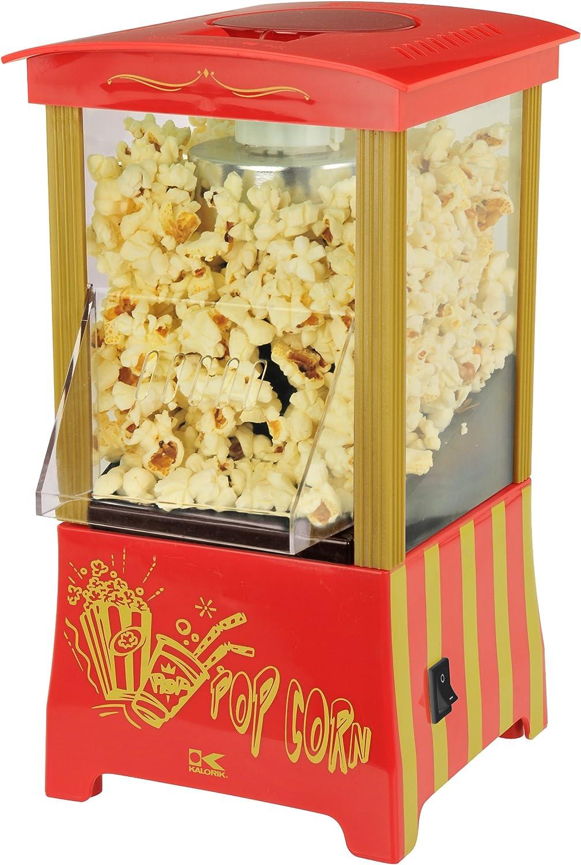 Excellence Kalorik Carnival Popcorn Maker Sales Red