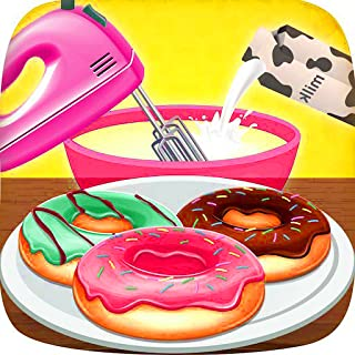 Sweet Donuts Bakery Cake Tycoon - Donut Maker Cooking Game FREE