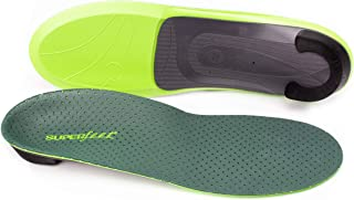 Superfeet Everyday Pain Relief Insoles, Customizable Heel Stability Professional-Grade Orthotic, Small/C: 6.5-8 US Womens / 5.5-7 US Mens