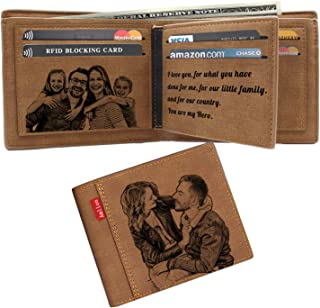 Best engraved photo wallet Reviews