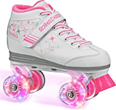 Roller Derby - Patines de Ruedas iluminadas para niñas
